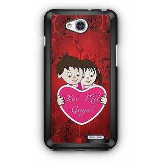 YuBingo Koi Mil Gaya Designer Mobile Case Back Cover for LG L90