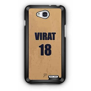 YuBingo Virat, 18 Designer Mobile Case Back Cover for LG L90