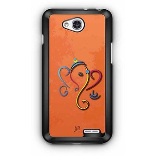 YuBingo Ganesha Designer Mobile Case Back Cover for LG L90