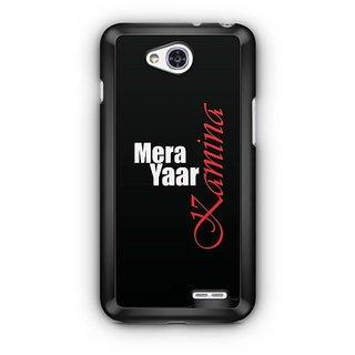 YuBingo Mera Yaar Kamina Designer Mobile Case Back Cover for LG L90