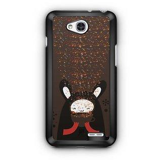 YuBingo Cute Bear Designer Mobile Case Back Cover for LG L90