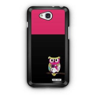 YuBingo Lovely Owl Designer Mobile Case Back Cover for LG L90