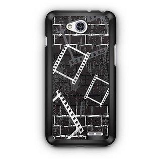YuBingo Filmy Wall Designer Mobile Case Back Cover for LG L90