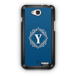 YuBingo Monogram with Beautifully Written letter Y Designer Mobile Case Back Cover for LG L90