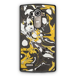 YuBingo Marble Finish (Plastic) Designer Mobile Case Back Cover for LG G4