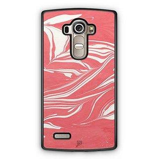 YuBingo Marble Finish (Plastic) Designer Mobile Case Back Cover for LG G4