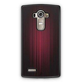YuBingo Wood Finish (Plastic) Designer Mobile Case Back Cover for LG G4