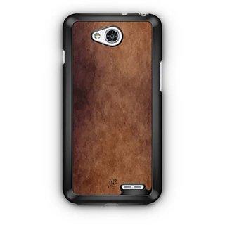 YuBingo Funky Brown Designer Mobile Case Back Cover for LG L90