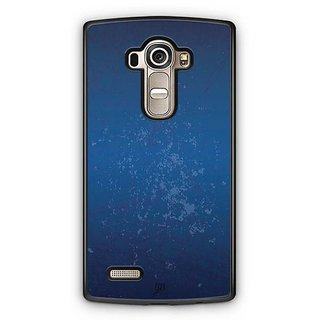YuBingo Funky Blue Designer Mobile Case Back Cover for LG G4