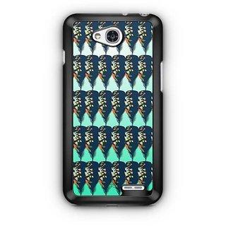YuBingo Feathers Designer Mobile Case Back Cover for LG L90