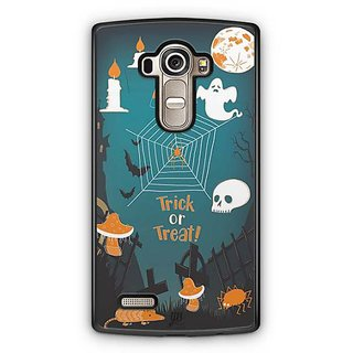 YuBingo Trick or treat Designer Mobile Case Back Cover for LG G4