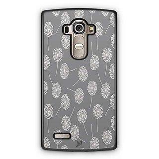 YuBingo White cotton balls Designer Mobile Case Back Cover for LG G4