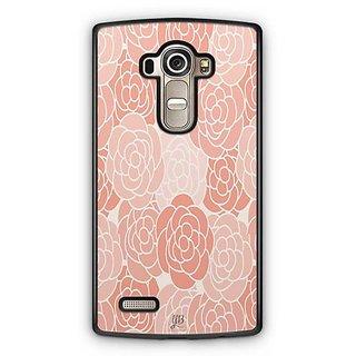 YuBingo Rose pattern Designer Mobile Case Back Cover for LG G4