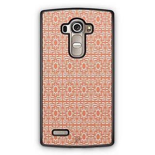YuBingo Rangoli design Designer Mobile Case Back Cover for LG G4