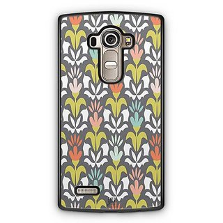 YuBingo Colourful flowers Designer Mobile Case Back Cover for LG G4