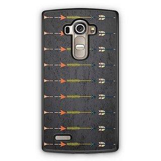 YuBingo Arrow pattern Designer Mobile Case Back Cover for LG G4