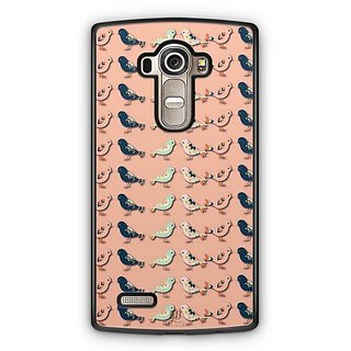 YuBingo Beautiful Birds Designer Mobile Case Back Cover for LG G4