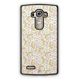 YuBingo Leafy pattern Designer Mobile Case Back Cover for LG G4