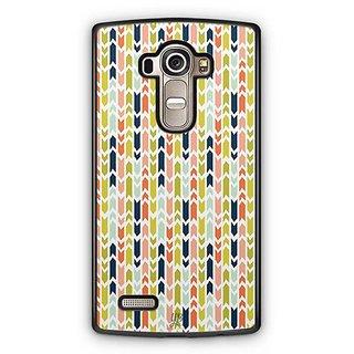 YuBingo Arrows  Designer Mobile Case Back Cover for LG G4