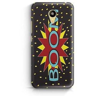 YuBingo Boom Designer Mobile Case Back Cover for Meizu M3