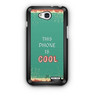 YuBingo This Phone is Cool Designer Mobile Case Back Cover for LG L90