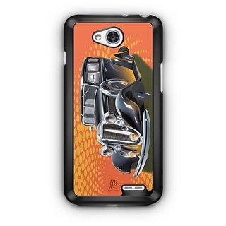 YuBingo Vintage Dream Car Designer Mobile Case Back Cover for LG L90
