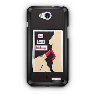 YuBingo Makeup First Designer Mobile Case Back Cover for LG L90