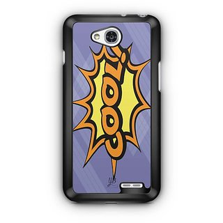 YuBingo Cool Designer Mobile Case Back Cover for LG L90