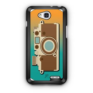 YuBingo Vintage Camera Designer Mobile Case Back Cover for LG L90