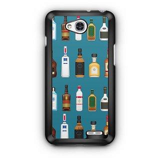 YuBingo Open the Bottle Designer Mobile Case Back Cover for LG L90