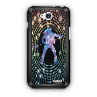 YuBingo Rock star Designer Mobile Case Back Cover for LG L90