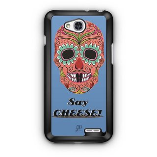 YuBingo Say Cheese Designer Mobile Case Back Cover for LG L90