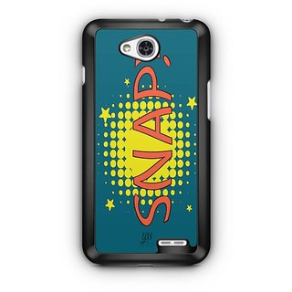 YuBingo Snap! Designer Mobile Case Back Cover for LG L90