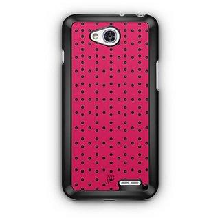 YuBingo Dot Dot Dot Designer Mobile Case Back Cover for LG L90