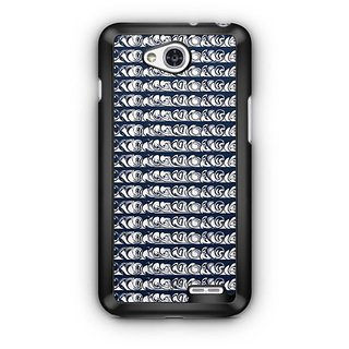YuBingo Abstract Pattern Designer Mobile Case Back Cover for LG L90