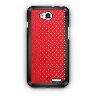 YuBingo Beautiful Dotted Pattern Designer Mobile Case Back Cover for LG L90