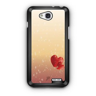 YuBingo Little Hearts Designer Mobile Case Back Cover for LG L90