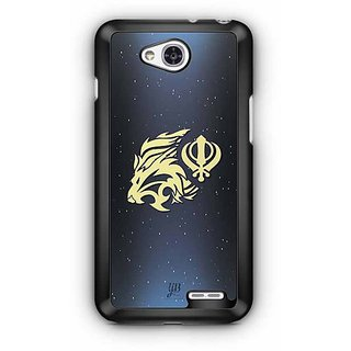 YuBingo Shera di Kaum Designer Mobile Case Back Cover for LG L90