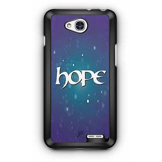 YuBingo Hope  Designer Mobile Case Back Cover for LG L90