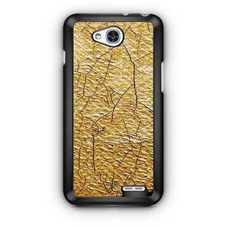 YuBingo Oil Paint Cracks Designer Mobile Case Back Cover for LG L90