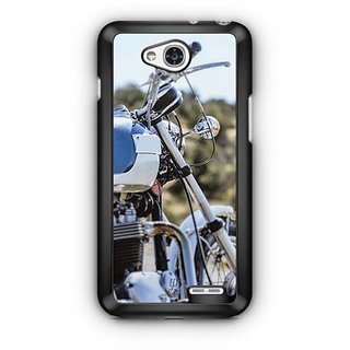 YuBingo Bike Designer Mobile Case Back Cover for LG L90