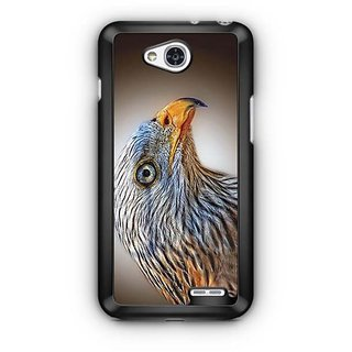 YuBingo Beautiful Bird with Yellow Beak Designer Mobile Case Back Cover for LG L90