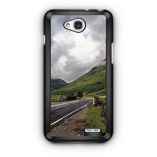 YuBingo Road with a Scenic Beauty Designer Mobile Case Back Cover for LG L90