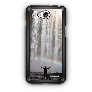 YuBingo Nature Lover Designer Mobile Case Back Cover for LG L90