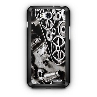YuBingo Machinery Designer Mobile Case Back Cover for LG L90