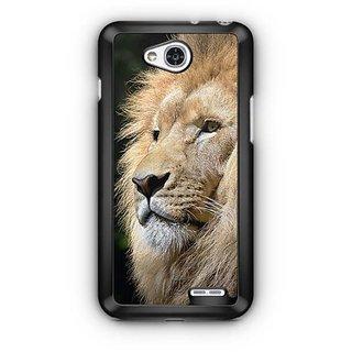 YuBingo Lion Designer Mobile Case Back Cover for LG L90