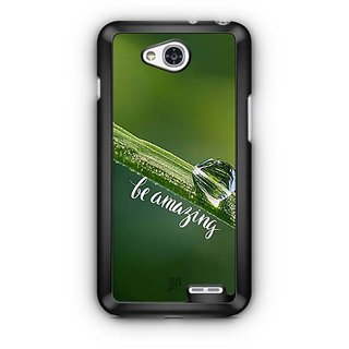 YuBingo Be Amazing Designer Mobile Case Back Cover for LG L90