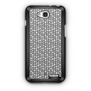 YuBingo Beads Designer Mobile Case Back Cover for LG L90