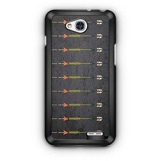 YuBingo Arrow pattern Designer Mobile Case Back Cover for LG L90