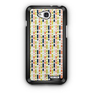 YuBingo Arrows  Designer Mobile Case Back Cover for LG L90